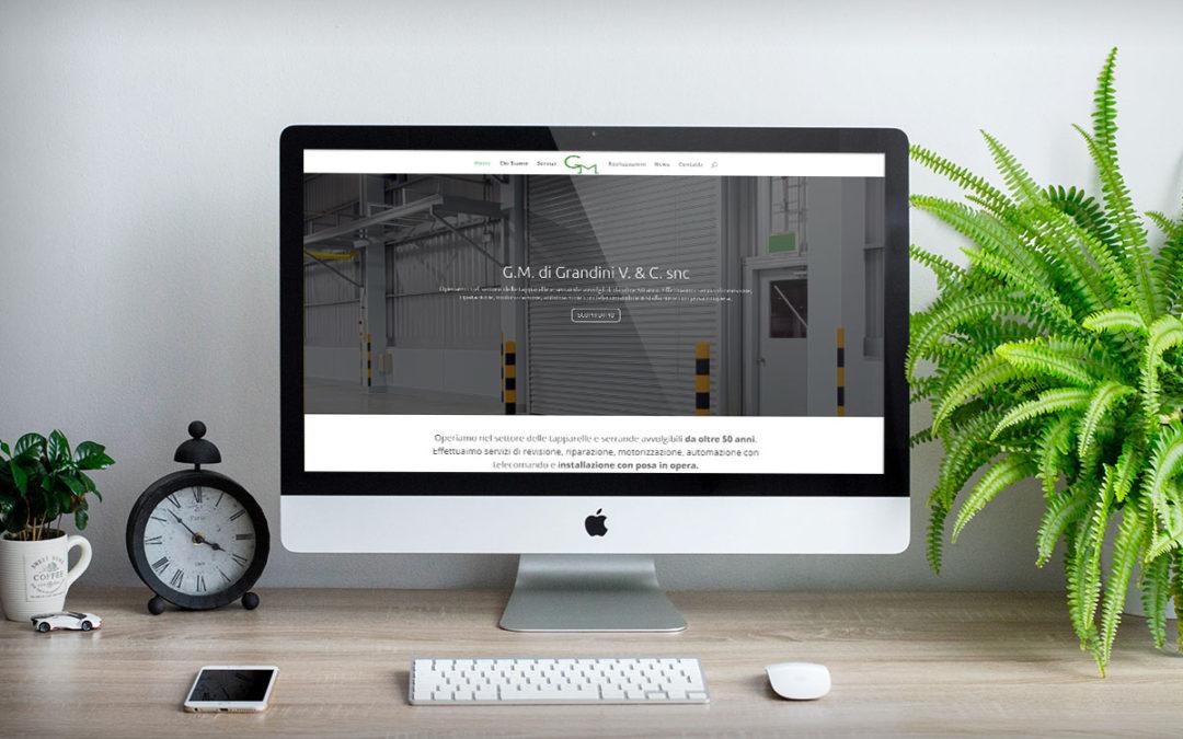 Online il nuovo sito GM Serrande