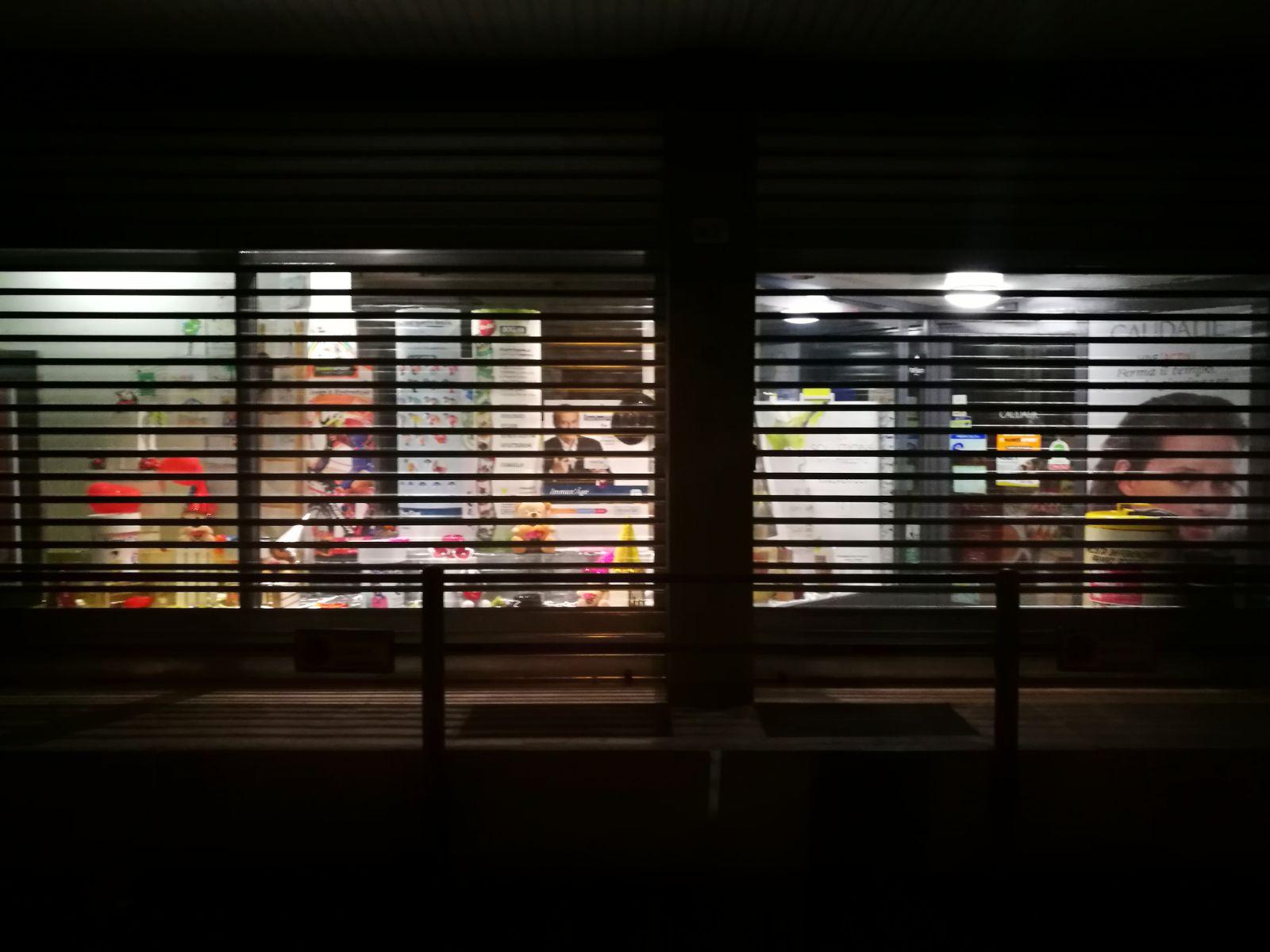 Microforata Notte